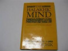 The Halakhic Mind-An Essay on Modern Jewish Tradition