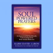 Soul Powered Prayers:An Inspirational and User-Friendly Understanding of The Daily Amidah Meditation